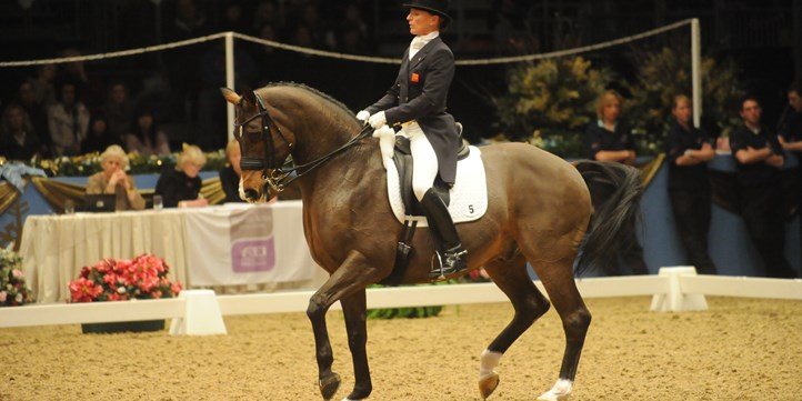 Henriette Andersen and Louis D'Or at Olympia c Kevin Sparrow