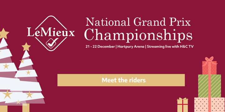 GP Champs - meet the riders